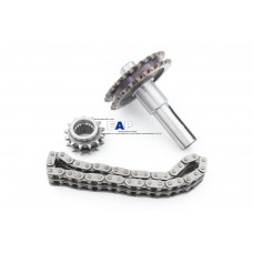 1/2 Chain Reduction Fit For Loncin Rato,Predator,Sumo,Hinota,Kawa, 120cc-225cc Gasoline Engine