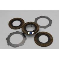 Paper Based Full Set Of Karting clutch lining/Wet Clutch Plate Set Fit for Honda GX160/GX200/GX270/GX390UT2/QH/Q4