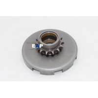 CLUTCH COVER FITS Honda GX140 GX160 GX200 2:1 WITH INTERNAL CLUTCH(Key shaft 20mm) 23120-883-620