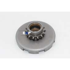 CLUTCH COVER FITS Honda GX270GX240 GX390 2:1 WITH INTERNAL CLUTCH(Key shaft 25.4mm) 23120-883-620