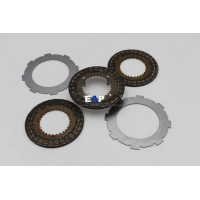 Honda Genuine Karting Clutch lining/Wet Clutch Plate Set for GX160 UT2/QH/Q4 (1/2 reduction clutch) GX160/GX200/GX270/GX390