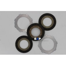 Karting clutch lining/Wet Clutch Plate Set for GX160 UT2/QH/Q4 (1/2 reduction clutch) GX160/GX200/GX270/GX390