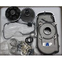 Honda GX270 engine 1/2 reduction Clutch Assy,For Go Kart Use.