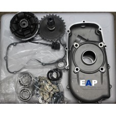 Honda GX390 engine 1/2 reduction Clutch Assy,For Go Kart Use.