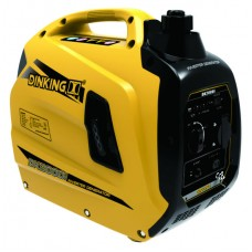 Dinking DK2000i Portable Inverter Generator 1600Watt Rated,2000Watt Standby