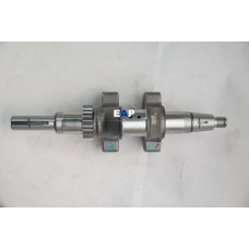 Honda GX630/GX690 Double Cylinder Engine Crankshaft Assy Q Type L=138mm(Genuine) Parts No. 13310-Z6L-000